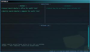 Hacker Console616